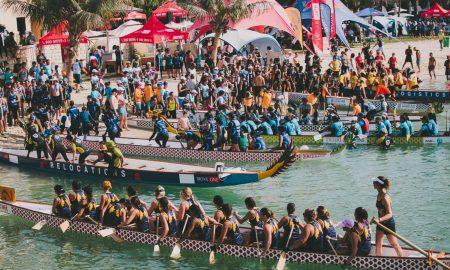 Annual Abu Dhabi Dragon Boat Festival
