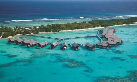 Villingili Resort & Spa, Maldives