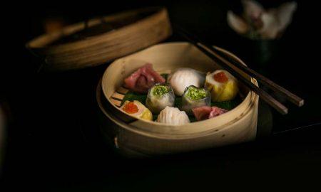 Taste of Hakkasan Menu