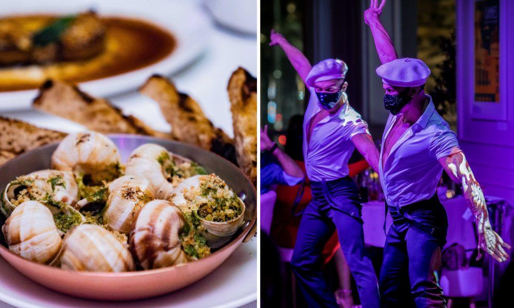 Bistro Chic by La Serre, Parisian Cabaret Dinner Show - Dubai - Dining &  Nightlife Middle East